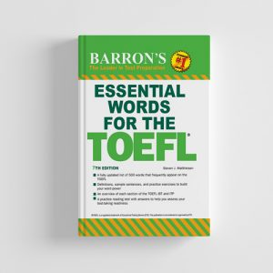 کتاب Essential Words for TOEFL 7th edition