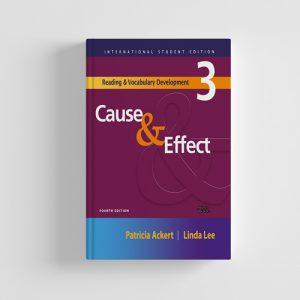 کتاب cause and effect