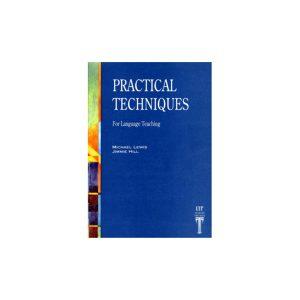 کتاب Practical Techniques for Language Teaching