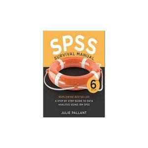 کتاب SPSS Survival Manual 6th edition