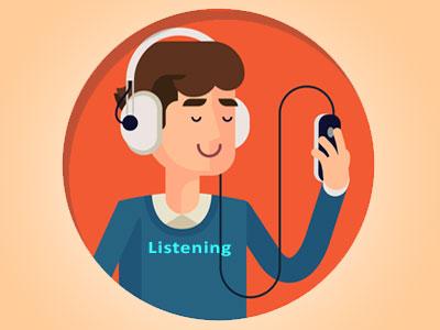 تقویت مهارت لیسینینگ زبان انگلیسی