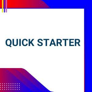 Quick Starter