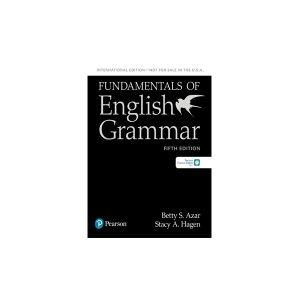 کتاب Fundamentals of English Grammar 5th Edition