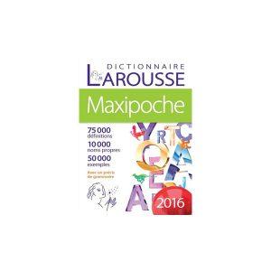 فرهنگ Dictionnaire Larousse Poche 2016