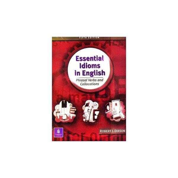 کتاب Essential Idioms In English 5th Edition