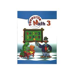 کتاب Favourite math 3