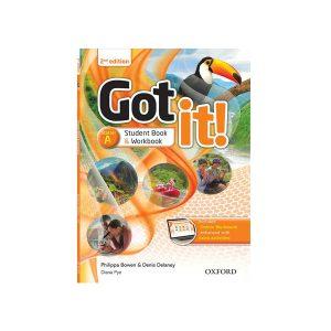 کتاب Got It Starter ASecond Edition