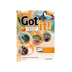 کتاب Got It Starter B Second Edition