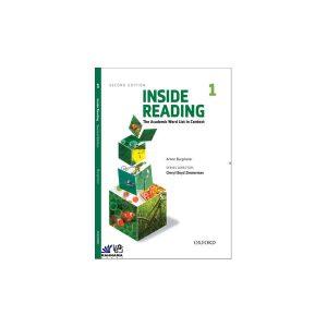 کتاب Inside Reading 2nd Edition 1