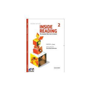 کتاب Inside Reading 2nd Edition 2