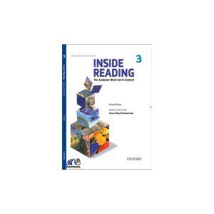 کتاب Inside Reading 2nd Edition 3