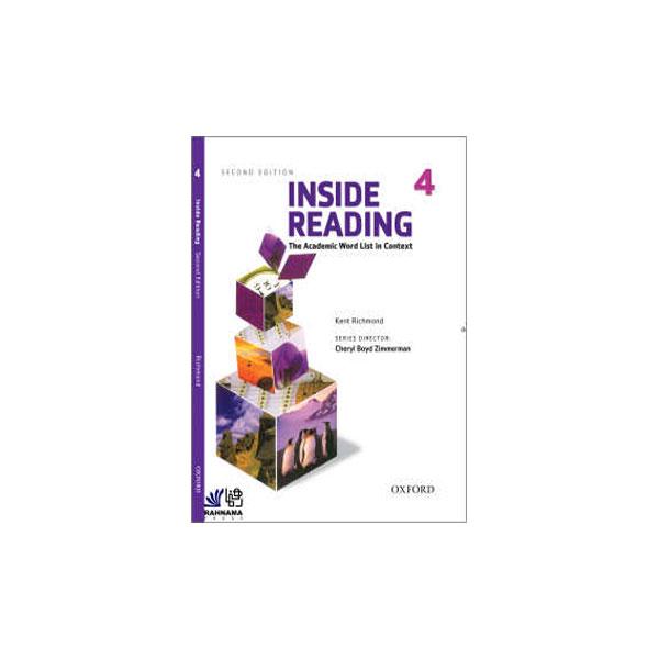 کتاب Inside Reading 2nd Edition 4