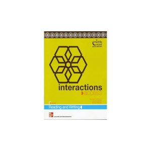 کتاب Interactions Access Reading and Writing Middle East Gold Edition