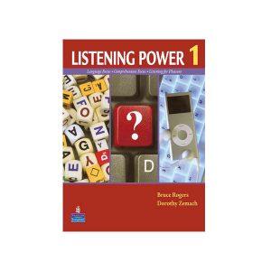 کتاب Listening Power 1
