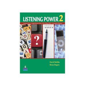 کتاب Listening Power 2
