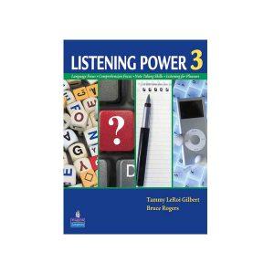 کتاب Listening Power 3