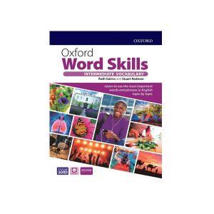 کتاب Oxford Word Skills Intermediate Vocabulary