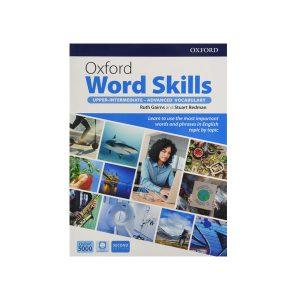 کتاب Oxford Word Skills Upper-Intermediate_advanced Vocabulary