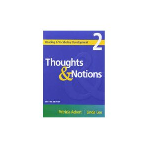 Reading & Vocabulary Development 2 2ndEdition Thoughts & Nations