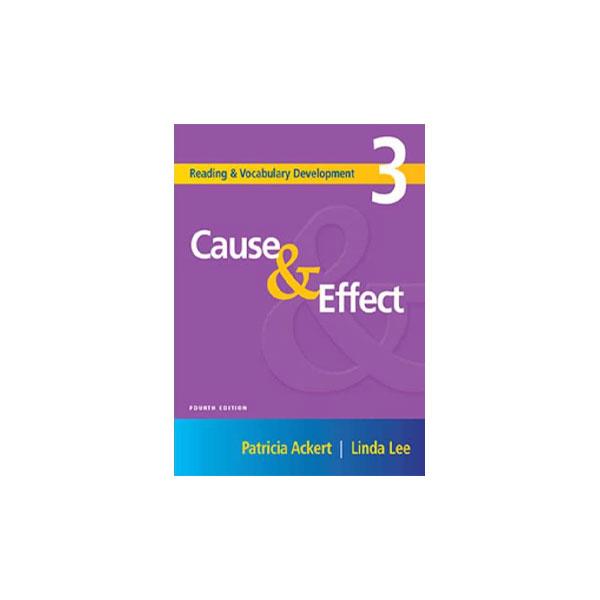 کتاب Reading & Vocabulary Development 3 4thEdition Cause & Effects