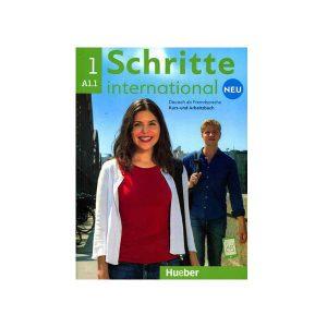 کتاب Schritte International Neu A1.1