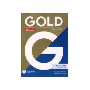 کتاب Gold C1 Advanced Course Book New Edition