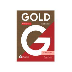 کتاب Gold B1 Preliminary Course Book New Edition