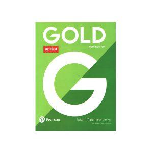 کتاب Gold B2 First Exam Maximiser New Edition