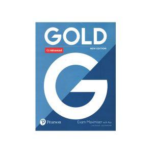 کتاب Gold Advanced Exam Maximiser