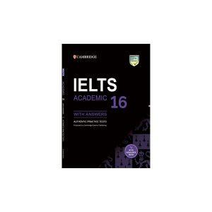 Cambridge English IELTS 16 Academic