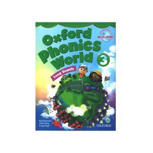 کتاب Oxford Phonics World 3 Long Vowels