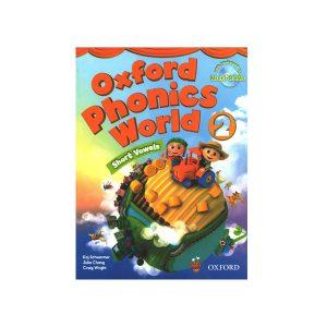کتاب Oxford Phonics World 2 Short Vowels