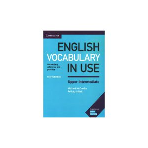 کتاب English Vocabulary In use Upper Intermediate 4th Edition