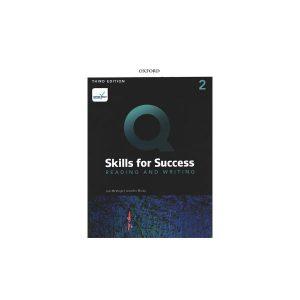کتاب Q Skills for Success Reading and Writing 2 3rd Edition