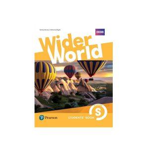 کتاب Wider World Starter