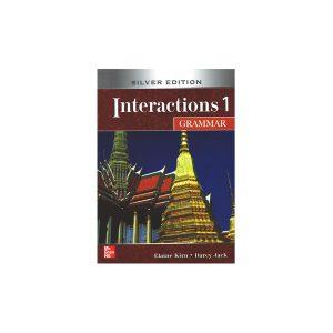 کتاب Interactions Grammar 1 Silver Edition