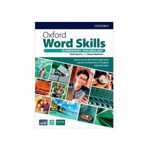 کتاب Oxford Word Skills Elementary