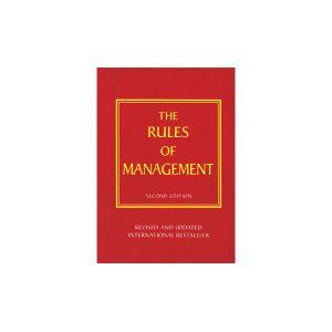 کتاب The Rules of Management 2nd Edition