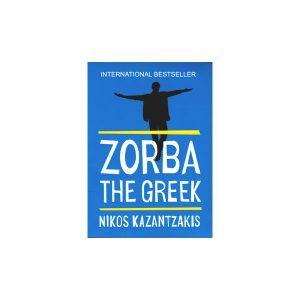 رمان Zorba The Greek (زوربای یونانی)