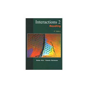 کتاب Interactions 2 Reading 4th Edition