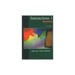 کتاب Interactions 1 Reading 4th Edition